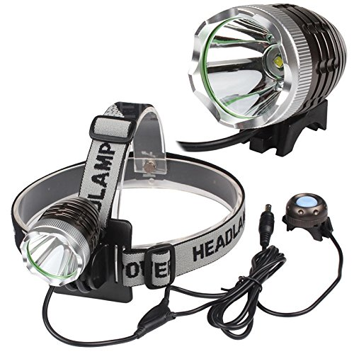 Bright Eyes Bike Bicycle Light Headlamp Head Torch