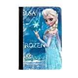 Design Frozen Cartoon Case for Apple iPad Mini, Retina iPad mini 2 Smart Cover With Strap New Style