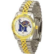 "Memphis Tigers NCAA ""Executive"" Mens Watch"
