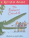 The Enormous Crocodile (Picture Puffins) Roald Dahl