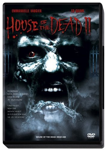 House of the Dead II *** Europe Zone ***