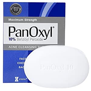 PanOxyl Bar 10% - 4 oz - 1 Bar