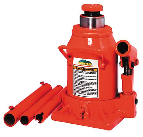 Buy Mountain 5623 20-Ton Short Bottle Jack