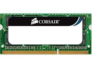 Corsair 4GB (1x4GB) DDR3 1066 MHz (PC3 8500) Laptop Memory (CM3X4GSD1066)