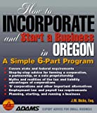 How to Incorporate and Start a Business in Oregon