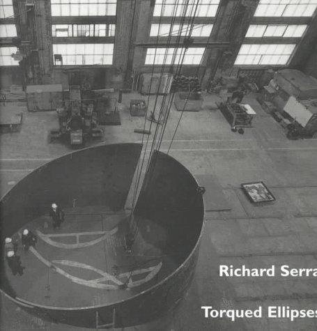 Serra Richard Books Richard Serra Torqued
