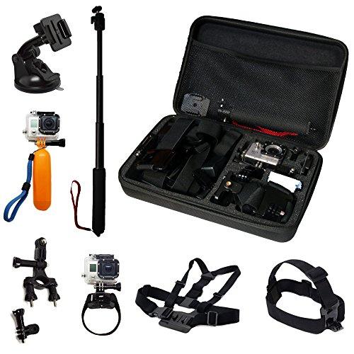 ¡Oferta Flash! Maletín de viaje con accesorios para GoPro ¡TecTecTec!