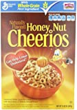 Cheerios Honey Nut Cereal, 12.25-Ounce Boxes (Pack of 3)