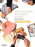 """Afficher """"Créer et animer des ateliers couture"""""""