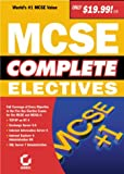 img - for MCSE Complete: Electives book / textbook / text book
