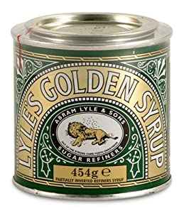 Tate and Lyles Golden Syrup Tin 1lb 454g