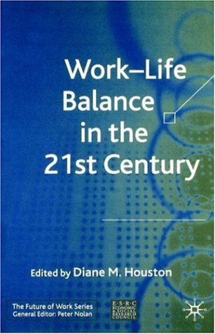Work-Life Balance in the 21st Century (Future of Work)