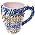 Stoneware Urchin Mug