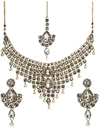 Bindhani Choker Bridal Jewellery Set For Women