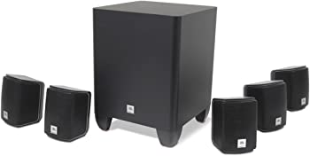 JBL CINEMA 510 5.1-Ch Home Theater Speaker