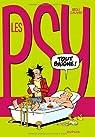 Les Psy, Tome 18 : Tout baigne !  par Cauvin/Bédu