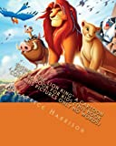 Disney The Lion King A Cartoon Picture Book for Kids (THIS BOOK CONTAINS PICTURES ONLY NO WORDS)