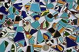 500g Bruchmosaik aus Fliesenbildern Muster2