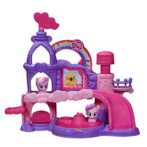 Playskool Friends Musical Celebration Castle Featuring My Little Pony (Little Times First Slide compare prices)