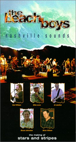 The Beach Boys - Nashville Sounds: The Making of Stars and Stripes [VHS]