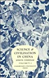 Science and Civilisation in China. Volume 5: Chemistry and Chemical Technology, Part 3: Spagyrical Discovery and Invention: Historical Survey, from Cinnabar Elixirs to Synthetic Insulin