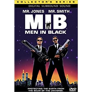 Men in Black (Collector's Series) movie