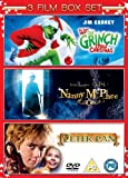 Nanny Mcphee/The Grinch/Peter Pan [DVD]