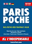 Plan de ville : Paris Poche, avec ind...