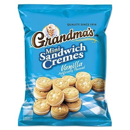 Crème Sandwich Cookies