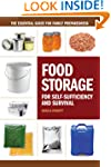 Food Storage for Self-Sufficiency and...