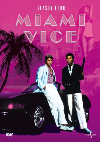 Miami Vice - Season Four [6 DVDs]