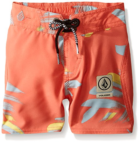 Volcom Big Boys Party Pack Nuevo Boardshort, Coral, X-Large