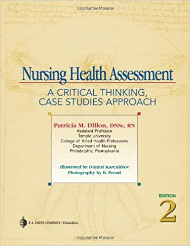 Download Nursing Health Assessment PDF, A Critical Thinking