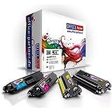 4er multiPack kompatible Toner zu Brother TN325 BK/C/M/Y für BROTHER DCP 9055 CDN 9270 CDN HL 4140 CN HL 4140 CDN HL 4150 CDN HL 4570 CDW HL 4570 CDWT MFC 9460 CDN MFC 9465 CDN MFC 9970 CDW