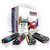 Brother compatible TN325 multiPack of 4 high quality Toner Cartridges (BK/C/M/Y) for Cartridges for: BROTHER DCP 9055 CDN / 9270 CDN ; HL 4140 CN / 4150 CDN / 4570 CDW / 4570 CDWT ; MFC 9460 CDN / 9465 CDN / 9970 CDW