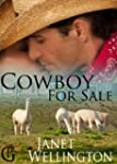 COWBOY FOR SALE--A Second-Chances Spi...