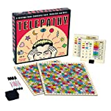Award-Winning Telepathy Game of Strategy and Reasoning