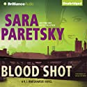 Blood Shot: V.I. Warshawski, Book 5 (       UNABRIDGED) by Sara Paretsky Narrated by Susan Ericksen