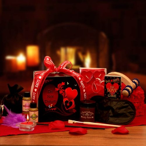 Romantic Games of Love Valentine's Day Gift Box