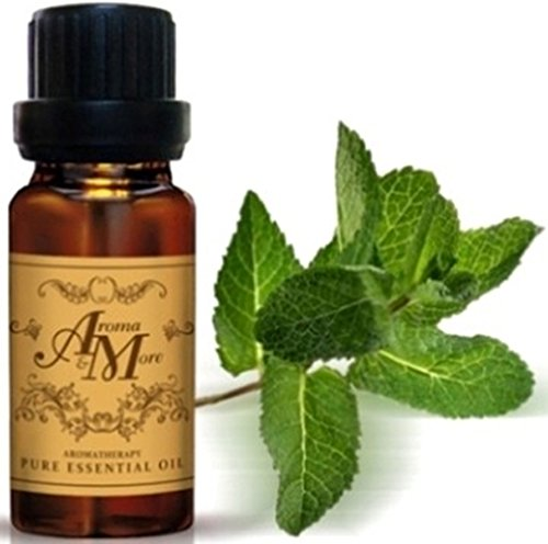 Spearmint Essential Oil 100% (USA) (Mentha spicata) (Minty Scent) 100 ml (3 1/3 Fl Oz)-Health (Travel Fryer compare prices)