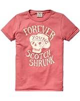 Scotch Shrunk Jungen T-Shirt 13410151505 - colourfull logo tee