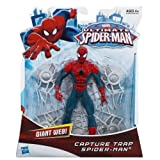 Capture Trap Spider-Man The Ultimate Spider-Man Action Figure