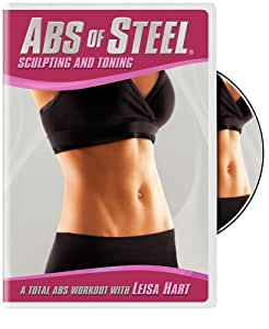 Abs of Steel: Sculpting and Toning