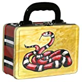 Snake Metal Lunch Box