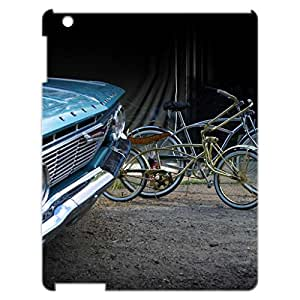 a AND b Designer Printed Mobile Back Cover / Back Case For Apple ipad 2 / 3 / 4 (IPad_4_3D_056)