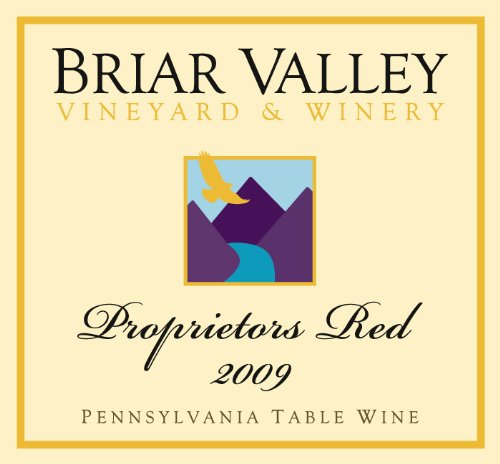 2009 Briar Valley Proprietors Red 750 Ml