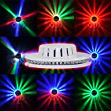 Magic 7color LED RGB stage light for Disco DJ Stage Lighting,perfect effect