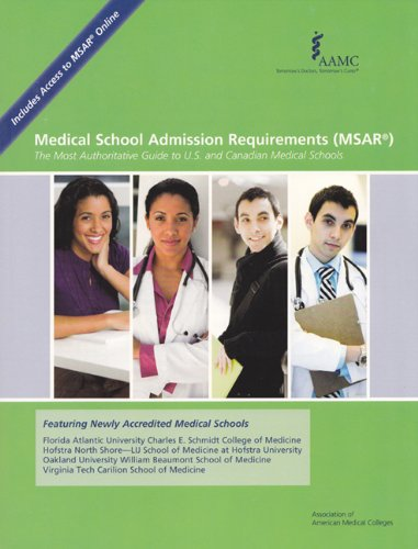 Medical School Admission Requirements (MSAR): The Most...