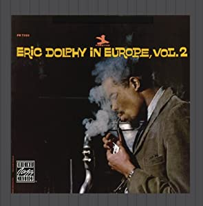 Eric Dolphy in Europe, Vol. 2