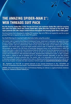 The Amazing Spider-Man 2 by Activision